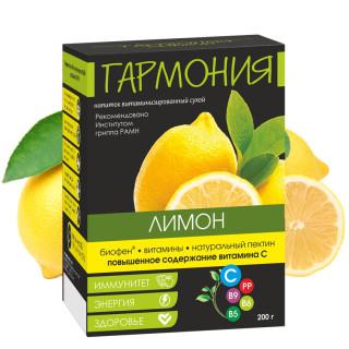 Витаминизированный сухой напиток с БИОФЕНОМ® ЛИМОН