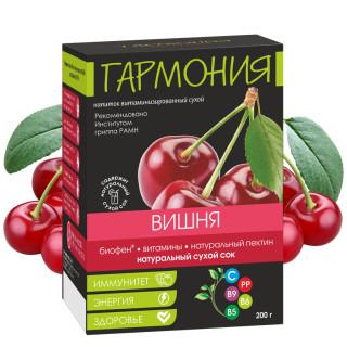 Витаминизированный сухой напиток с БИОФЕНОМ® ВИШНЯ